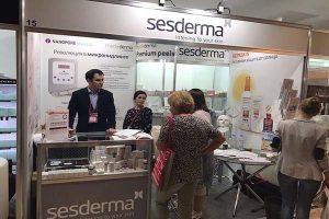 Launch of Sesderma in St Petersburg
