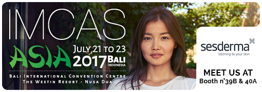 Sesderma will be at IMCAS ASIA