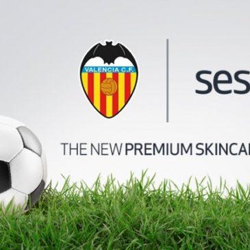 Sesderma, the new Premium Skincare Partner of Valencia CF