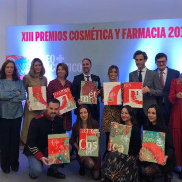 Premio de Correo Farmacéutico a  SESGEN 32 Crema gel
