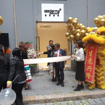 Sesderma conquista Shanghai en su 30 aniversario