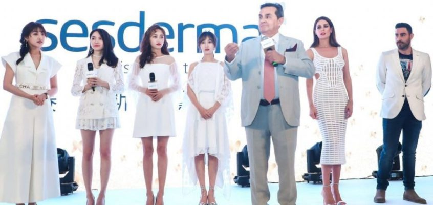 Sesderma launches new Atopises and Mistology in China