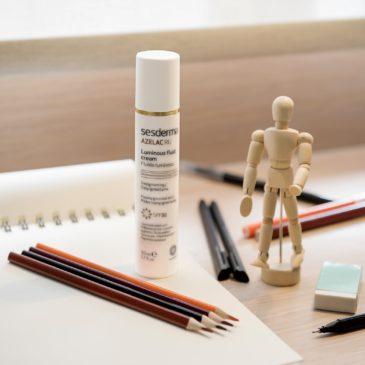 La clave para una piel sin manchas: Azelac Ru Fluido Luminoso SPF50
