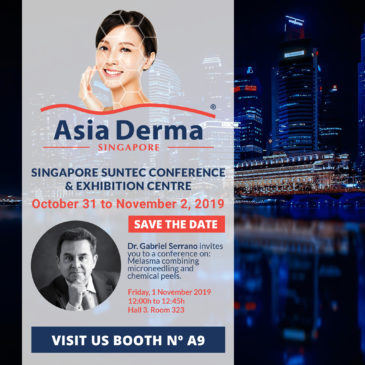 ASIA DERMA 2019, A MUST-ATTEND EVENT FOR SESDERMA AND MEDIDERMA