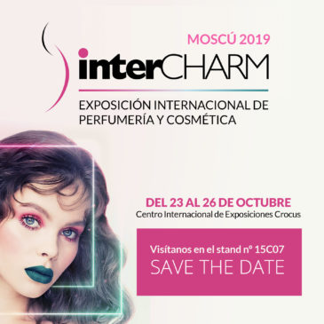 MEDIDERMA & SESDERMA WILL BE PRESENT AT INTERCHARM MOSCOW, THE LEADING BEAUTY CONGRESS IN RUSSIA