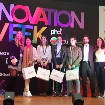 SESDERMA PARTICIPA EN LA INNOVATION WEEK 2019