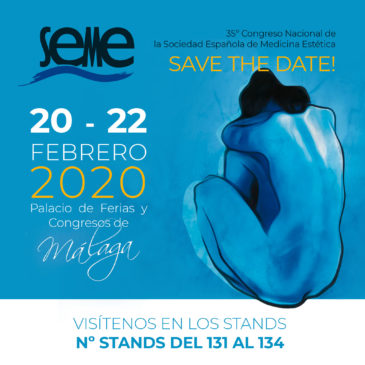 SESDERMA, OFFICIAL SPONSOR OF THE SEME 35TH EDITION