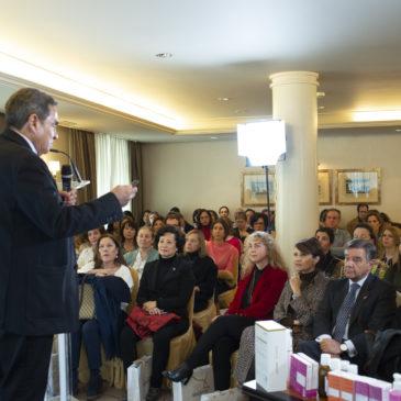 Los medios se hacen eco de la conferencia del Dr Serrano sobre la prevención del coronavirus con Lactyferrin