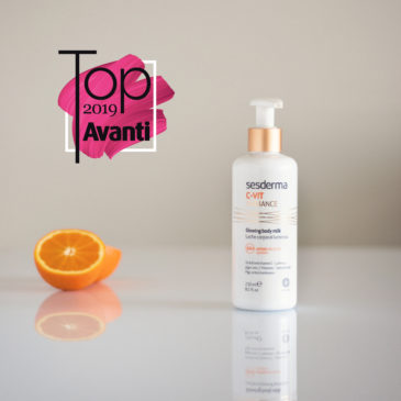 C- VIT Radiance Body Milk, new Top Avanti 2019 beauty award