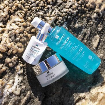 Sumérgete en un océano de hidratación con OCEANSKIN
