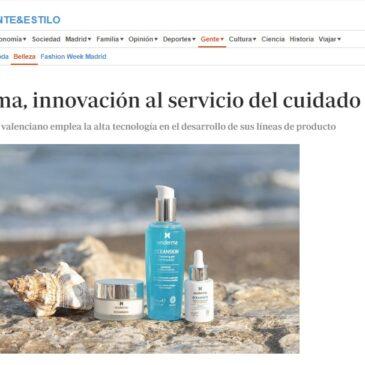 abc.es | Sesderma, innovación al servicio del cuidado de la piel
