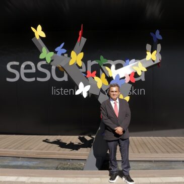Sesderma, new location for the work of Ernesto Knorr
