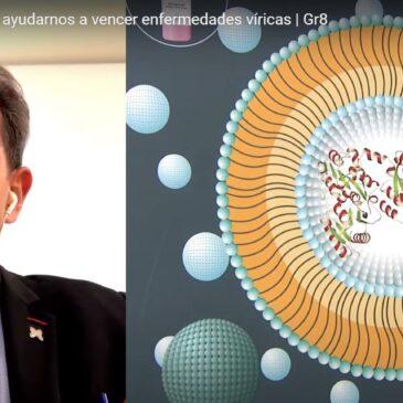 Entrevista al Dr. Gabriel Serrano sobre los beneficios de la lactoferrina.