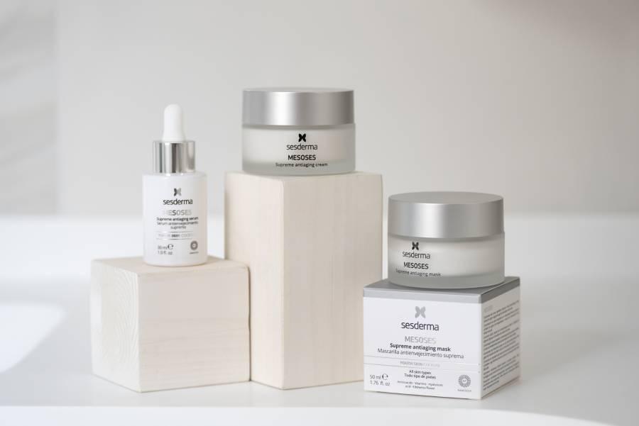 productos de Sesderma para vitaminas de la piel