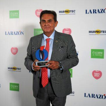 El Dr. Gabriel Serrano premiado nuevamente por el diario La Razón